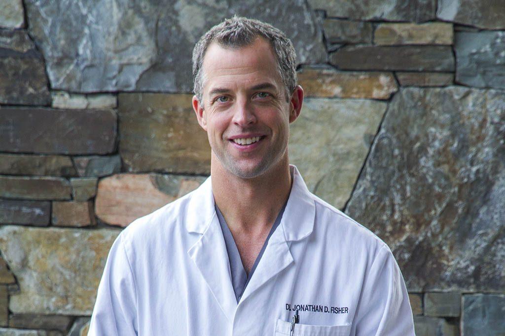 Dr. Fisher Podiatric Surgeon at NIOSM