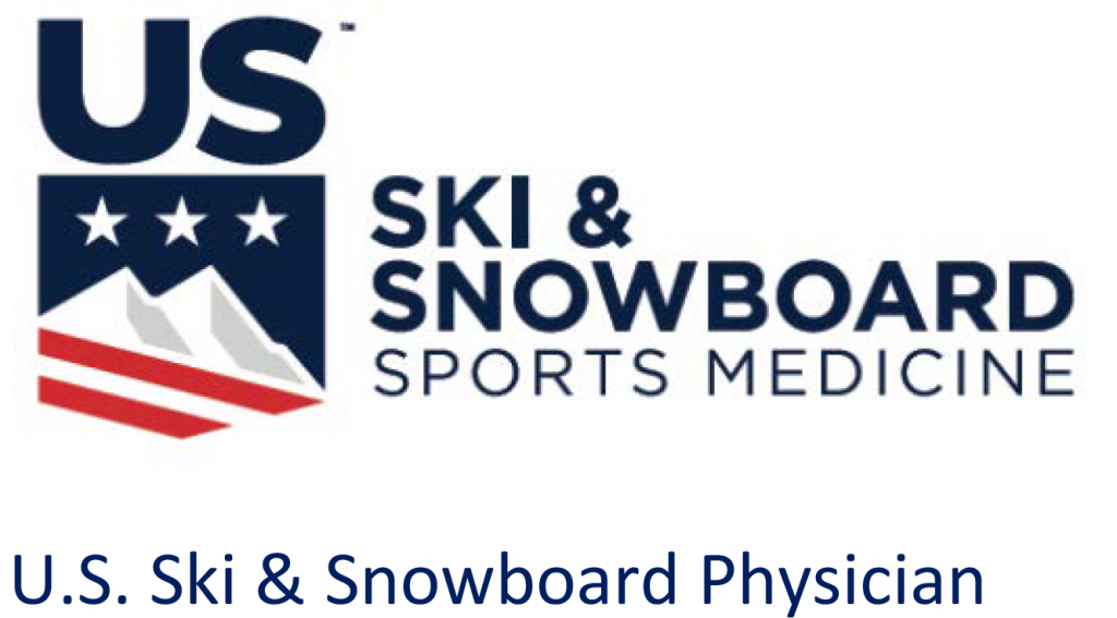 Ski and Snowboard Team Logo