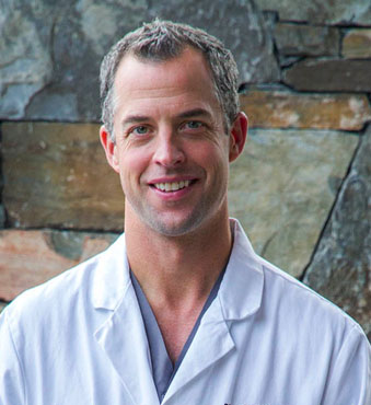 Image of Dr. Jonathan Fisher, DPM, the Podiatrist at NIOSM Dr. Fisher does foot and ankle surgery