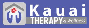 Logo for Kauai Therapy and Wellness, the massage and physical therapy practice associated with The medical Village