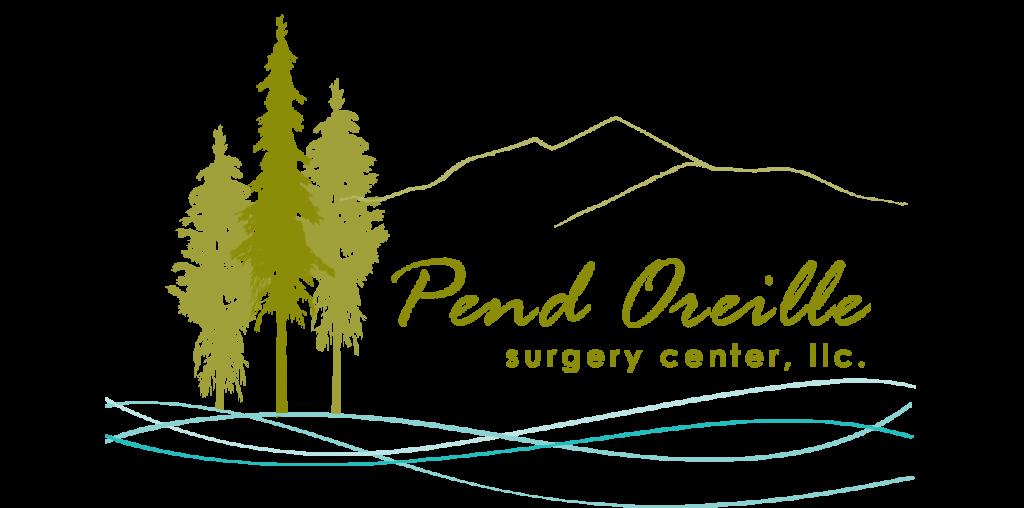 Logo for Pend Oreille Surgery Center, POSC
